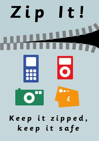 Zip-it poster