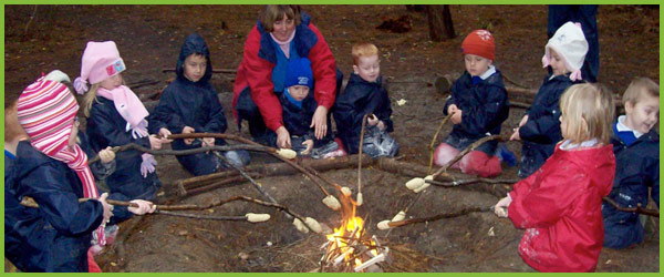 Outdoor Learning: Forest School Approach