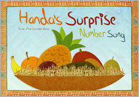 Handas surprise thumb Handas Surprise Number Song