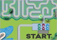 Transport Maze Puzzle