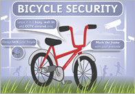 Bicycle Poster thumb Bike Security Poster