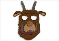 Gruffalo masks thumb Gruffalo Masks