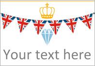 Editable Royal Notepaper