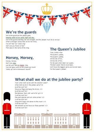 Diamond Jubilee Songs