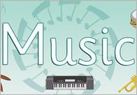 Music Display Banner