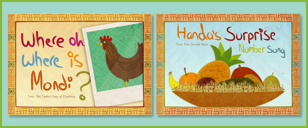 hANDA bLOG Handas Hen & Handas Surprise Resources