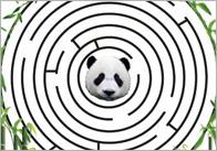 Animal Themed Maze Puzzles