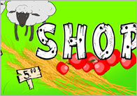 Farm Shop Display Banner