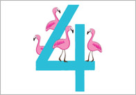 Animal Display Numbers