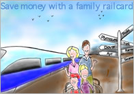 Family Railcard Role Play Poster