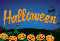 Halloween Display Banner