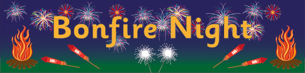 Bonfire Night / Guy Fawkes Night Display Poster