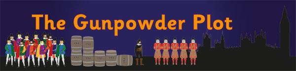 Image result for The gunpowder plot banner