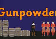 Gunpowder Plot Display Banner