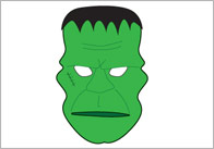 Halloween Role-Play Masks