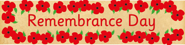 Remembrance Day Armistice Day Poster  Free Early Years
