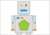 2D Common Shape Pictures