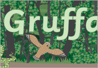 Large 'The Gruffalo' Display Posters