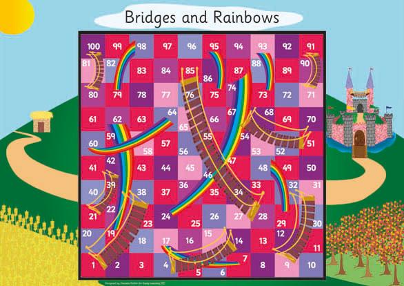 Princess Castle Board Game
