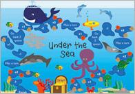 Under The Sea Board Game