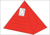 3D PARCELS 1 3D Shape Parcels / Letter Templates