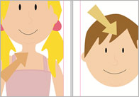 Body parts21 Editable Body Parts Cards