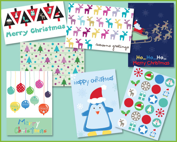 free christmas card designs free early years primary teaching