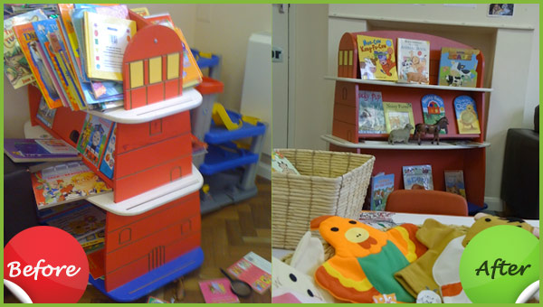 Give your book corner a makeover free early years for Space themed book corner