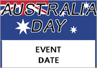 australia day free early years primary teaching resources eyfs