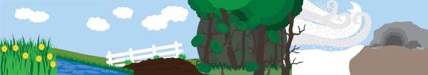 Bear Hunt Small World Play