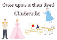 picture regarding Cinderella Story Printable known as Early Studying Products Cinderella Tale Series Playing cards