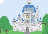 Cinderella Small World Background