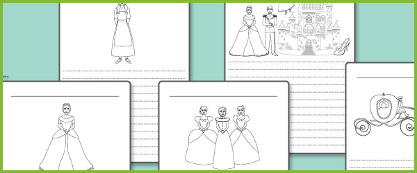 Free Worksheets free printable worksheets uk : Cinderella Worksheets : Free Early Years u0026 Primary ...