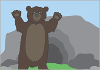 Were going on a bear hunt display posters 11 We're Going on a Bear Hunt Display Banner