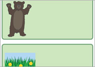 Were going on a bear hunt editable peg names 1 Bear Hunt Editable Peg Names