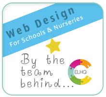 Web design for schools and nurseries