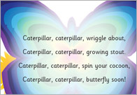 Illustrated Caterpillar Poems