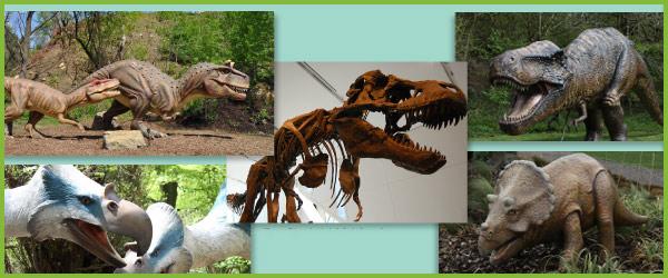 Dinosaur photographs