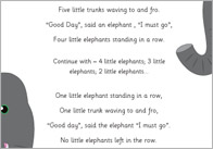 Elephant song 1  Elephant Poem