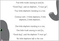 Elephant song 1  Elephant Poem