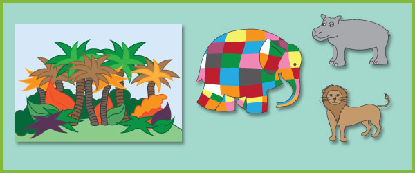 elmer the elephant printable yaman startflyjobs co