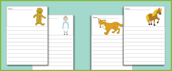 instructions writing frame ks1