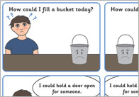 Have You Filled A Bucket Today? Flashcards