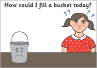 Have You Filled A Bucket Today? A4 Posters