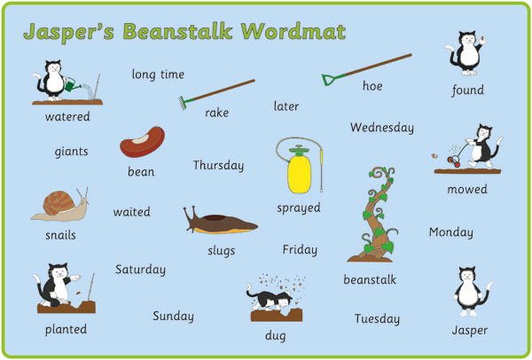 Img moreover Jasper And The Beanstalk Display Banner together with Cc E F Feaac Accb Dff also Img likewise Img. on jaspers beanstalk word mats