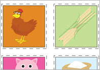 Little Red Hen Bingo