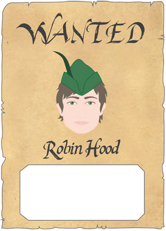 Wanted Poster Icebreaker Template  Education World