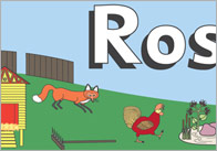 Rosie's Walk Display Banners
