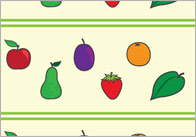 The Very Hungry Caterpillar Display Border