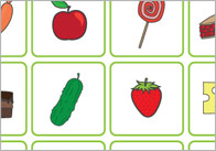 The Very Hungry Caterpillar Healthy Eating Counting Game